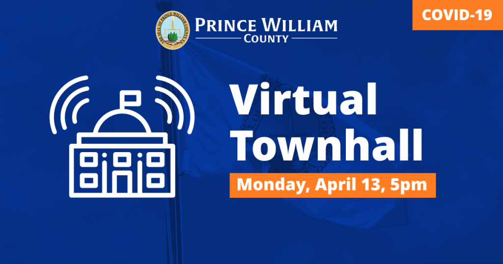 2020 Prince William County Townhall