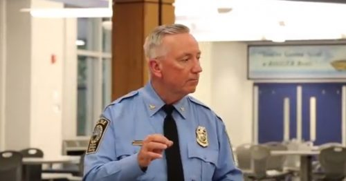 Prince William County Police Chief Barry Barnard Retiring