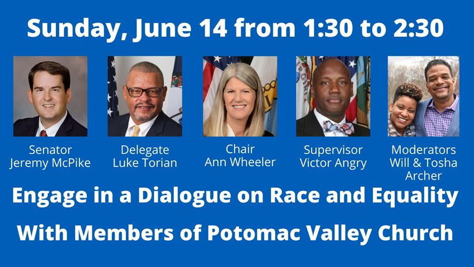 Prince William County Dialogue On Race And Equality