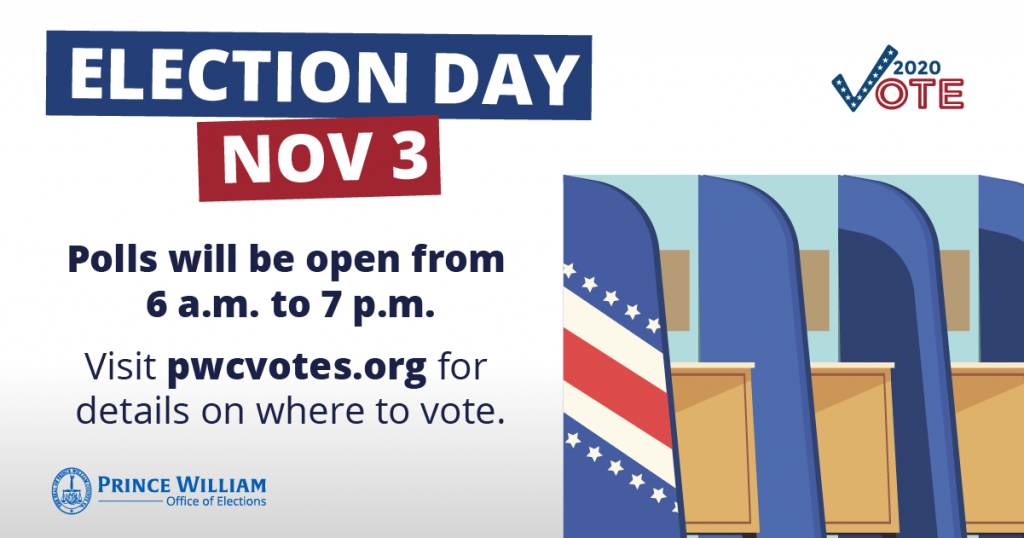Prince William County Election Day