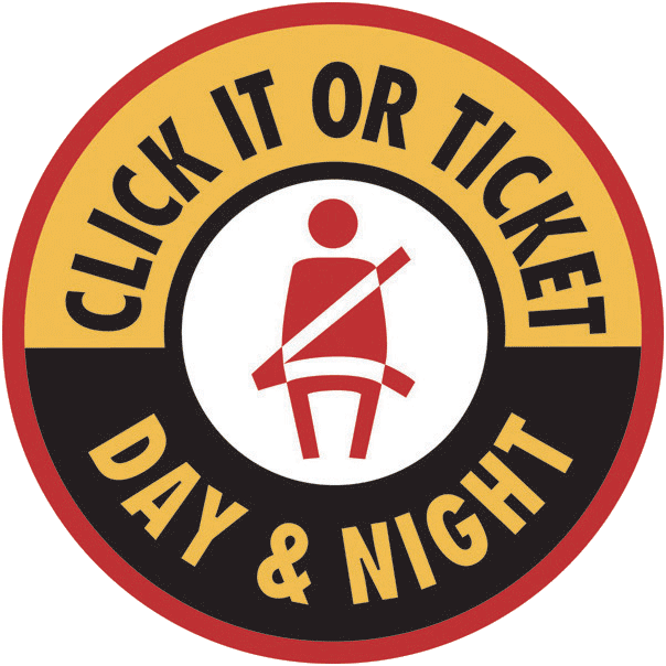 2020 Thanksgiving Click It Or Ticket PWC Police