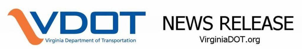 VDOT News Release