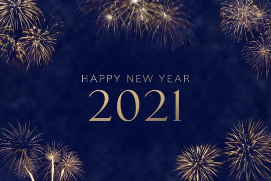 Prince William County Neabsco District Happy New Years 2021