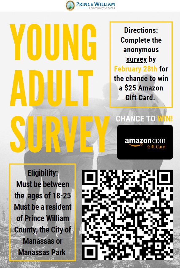 2021 Prince William County Young Adult Survey