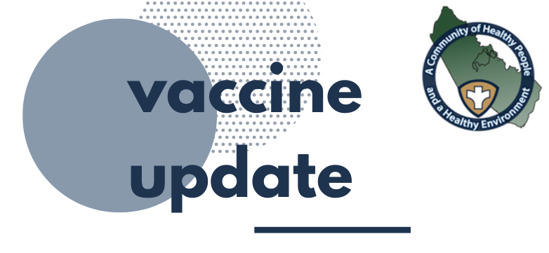 2021 Prince William Health District Vaccine Update