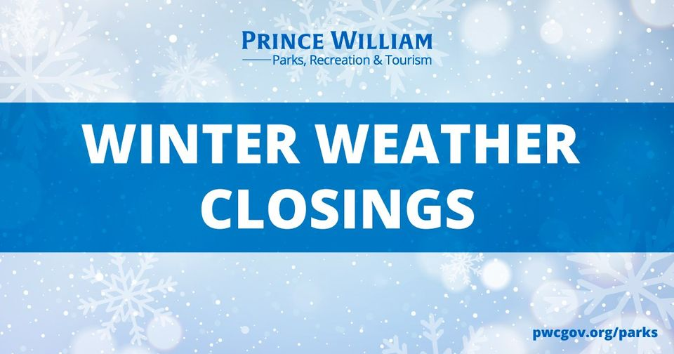 2021 Prince William County Weather Closings