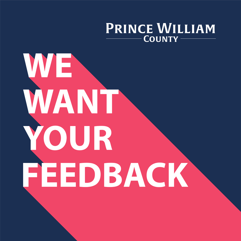 2021 Prince William County Wants Your Feedback