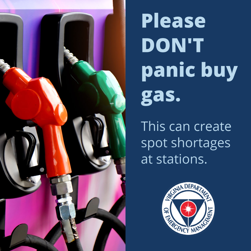 Please Dont Panic Buy Gas