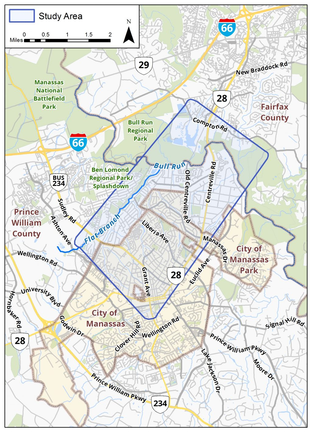 Northern Virginia Transportation Authority Route 28 Bypass Project