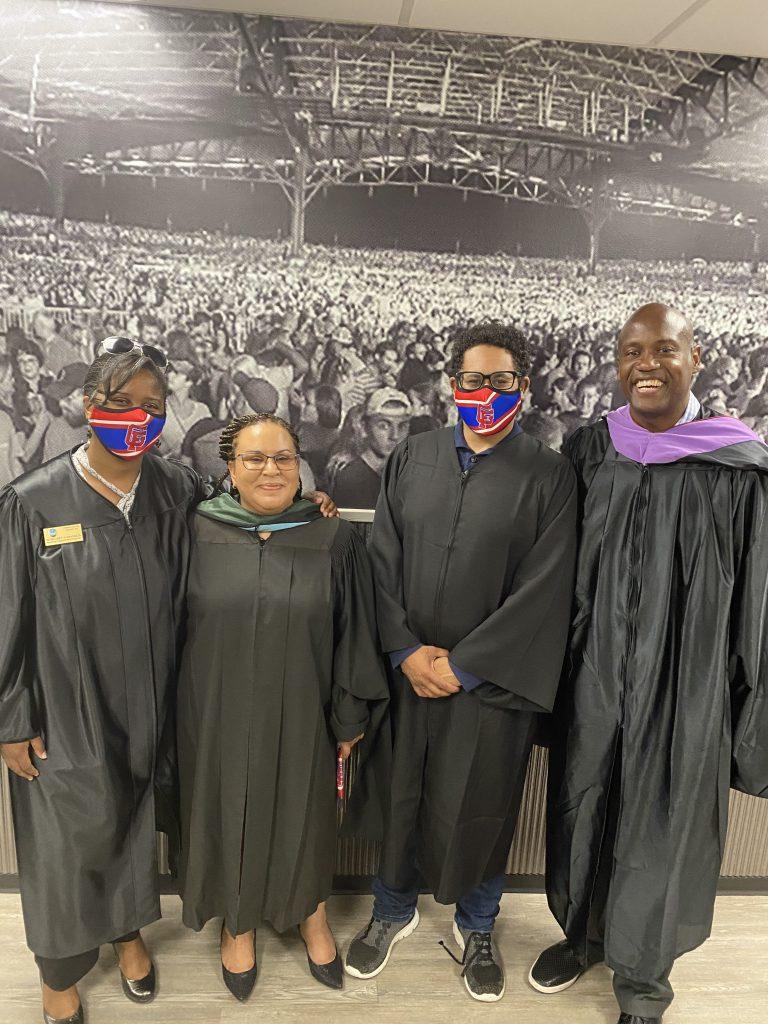 2021 Gar-Field High School Graduation