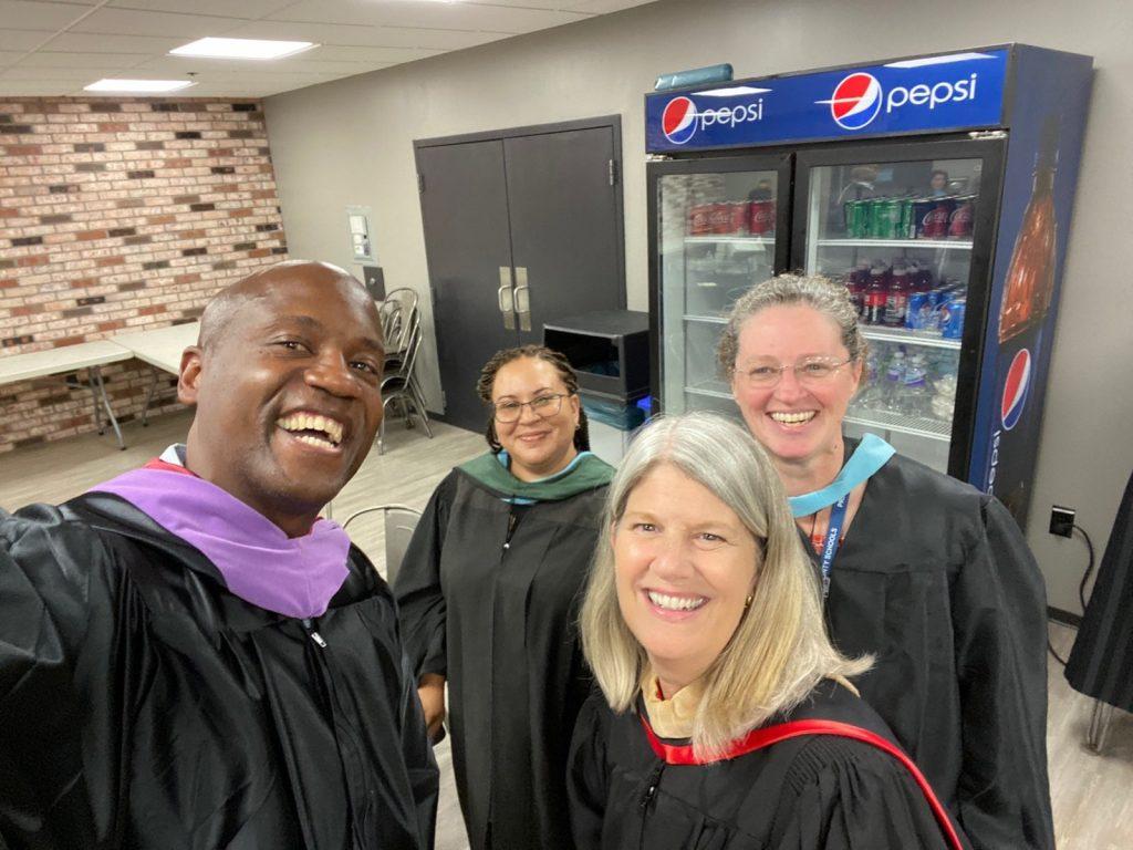 2021 Hylton High School Graduation