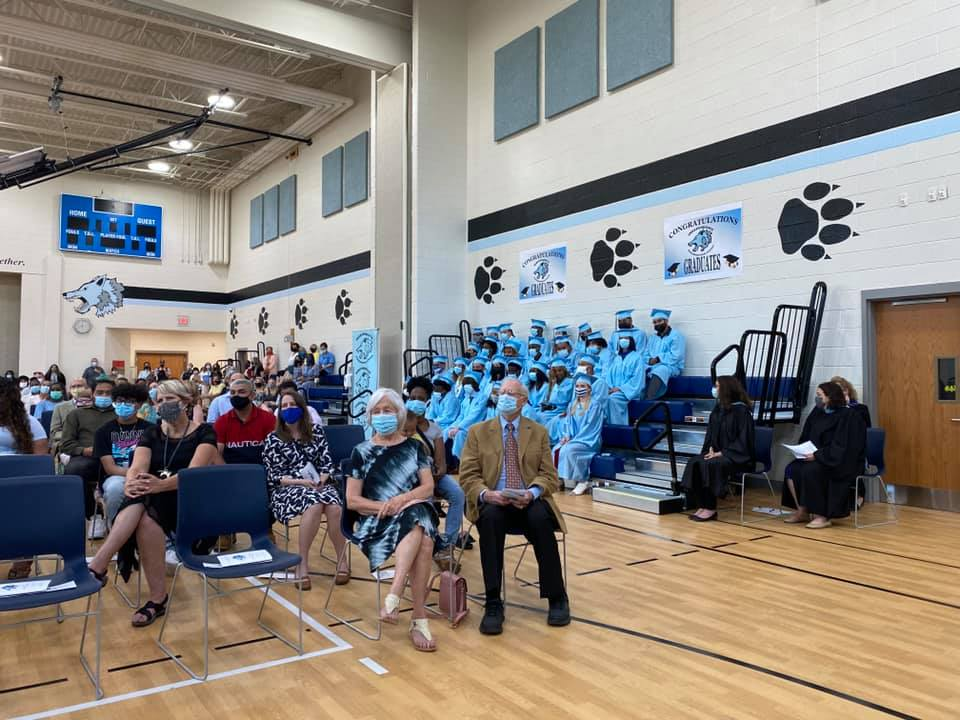 2021 Independence Nontraditional School Graduation