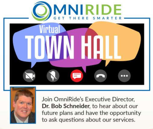 Omniride Virtual Town Hall