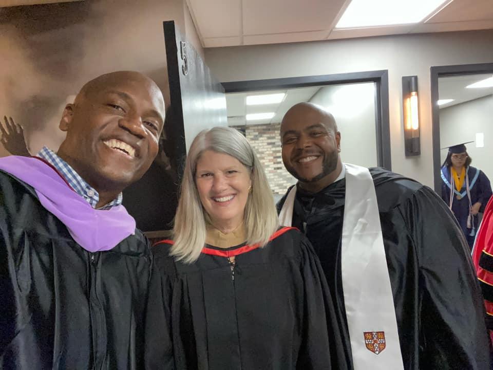 2021 Potomac High School Graduation
