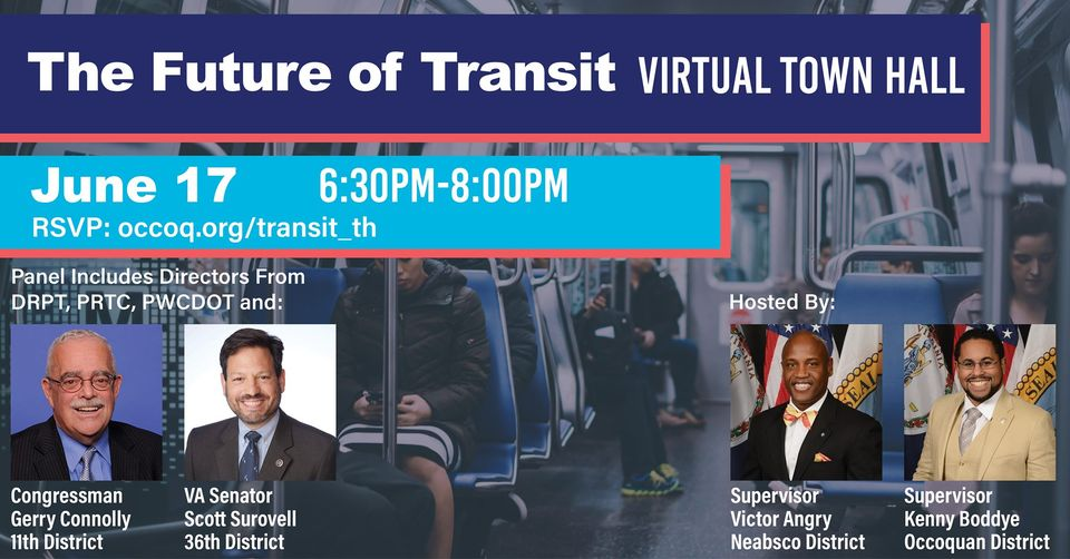 The Future of Transit Virtual Town Hall