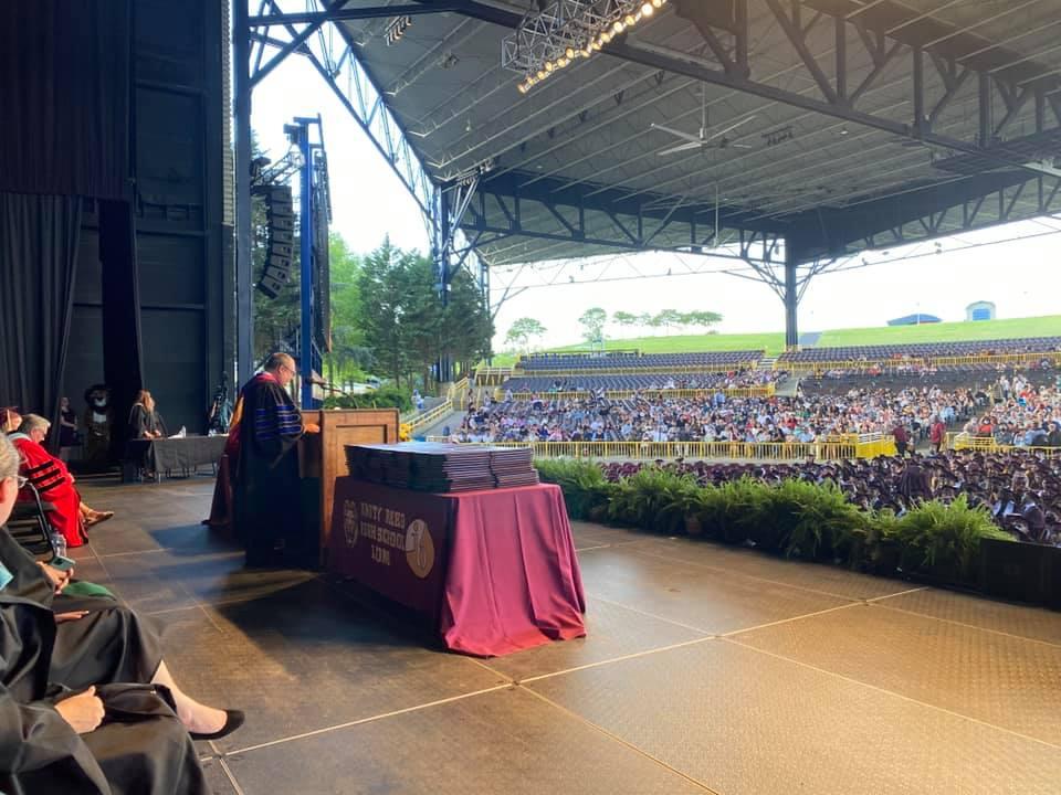 2021 Unity Reed High School Graduation