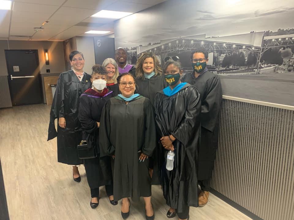 2021 Woodbridge High School Graduation