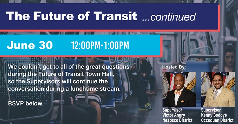 The Future of Transit Continued