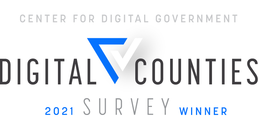 Prince William County Recognized In the 19th Annual Digital Counties Survey