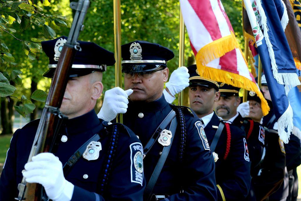Prince William County 911 Ceremony
