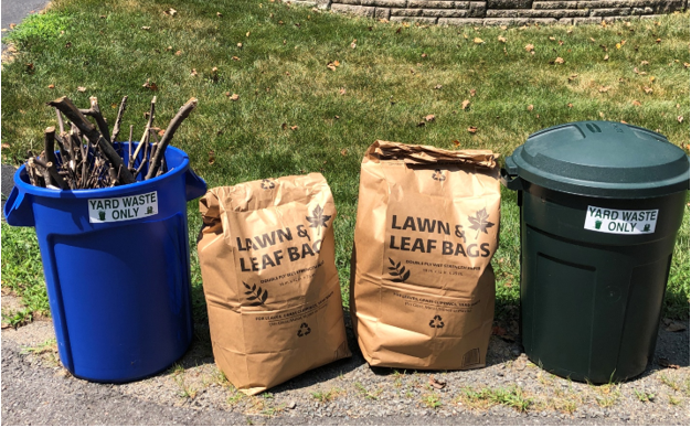 New curbside yard waste collection program begins October 1 in Prince William County
