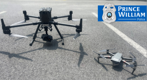 Police Department Debuts Unmanned Aircraft System Program
