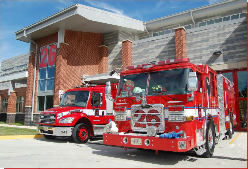 Fire and Rescue Host Open House in Celebration of Fire Prevention Week